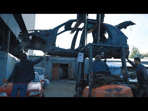 Строим Зил на 600 сил. Рама и дикие колёса. (видео)