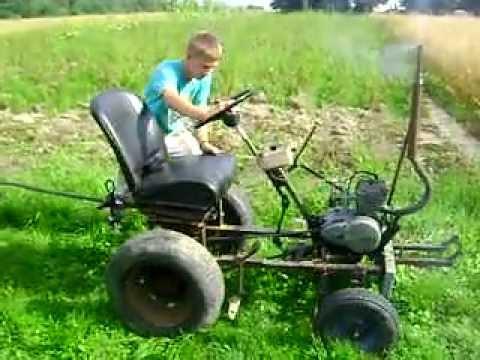 WSK traktorek cz.1