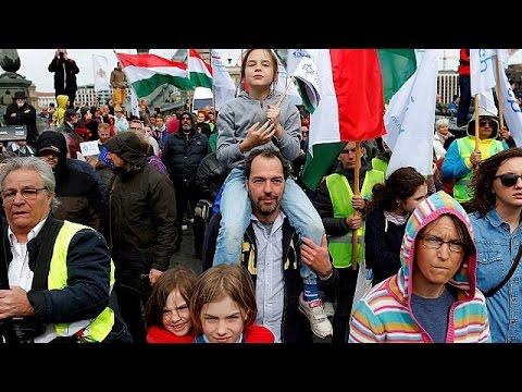 Ουγγαρία: Πορεία μνήμης για τα θύματα του Ολοκαυτώματος
