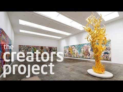 0 The Creators Project   Takahashi Murakami Interview | Video