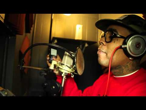 Kevin Gates in studio with Young Salo (NEW)