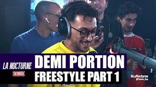 Demi Portion - Freestyle La bonne école / Les bons élèves [Part 1] #LaNocturne