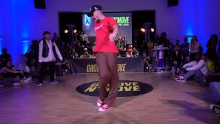 LoCo YoKo vs Poppin C – Groove'N'Move Battle 2019 Popping Final
