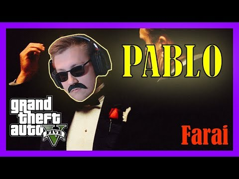 GTAV ROLE PLAY LEGENDA - PABLO