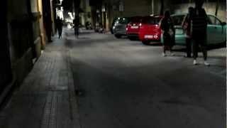 9 d'agost de 2012, a les 22h. Tarragona.