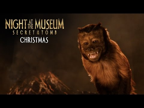 Night at the Museum: Secret of the Tomb (TV Spot 'Big Hit: Dexter')