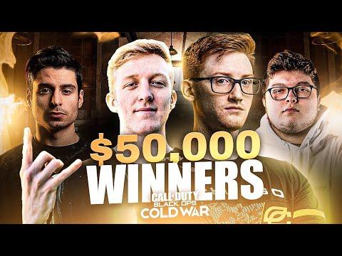 TFUE HELPED ME WIN $50,000 (Black Ops: Cold War)