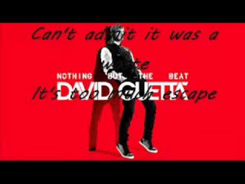 David Guetta - What I Did For Love (lyrics Video) ft Emeli Sandé
