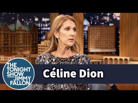 شاهد- سيلين ديون ترد على تقليد أريانا جراندي لها في The Tonight Show Starring Jimmy Fallon