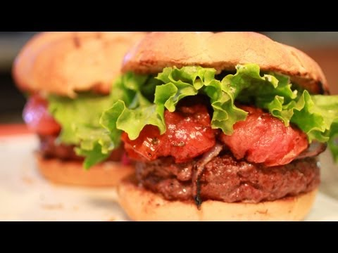 Two Versions of a Simply Great Hamburger Recipe