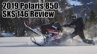3. 2019 Polaris 850 SKS Review