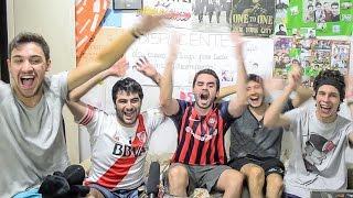 Video Flamengo 4 San Lorenzo 0 | Copa Libertadores 2017 | Reacciones de Amigos MP3, 3GP, MP4, WEBM, AVI, FLV Juli 2017