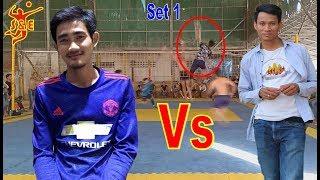 Video The best Cambodia Volleyball វៃឡើងសាហាវ ផានិត ទៅប៉ះ ស្មាត់ហា || 13 Jan 2019 MP3, 3GP, MP4, WEBM, AVI, FLV Januari 2019
