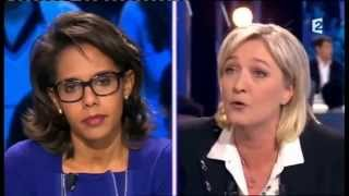 Video Marine Le Pen - On n'est pas couché 18 février 2012 #ONPC MP3, 3GP, MP4, WEBM, AVI, FLV Mei 2017