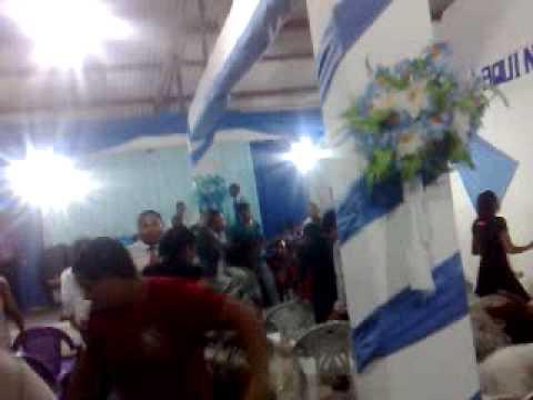 Igreja VOLTA DE CRISTO-EM BARREIRAS DE JACURUNA