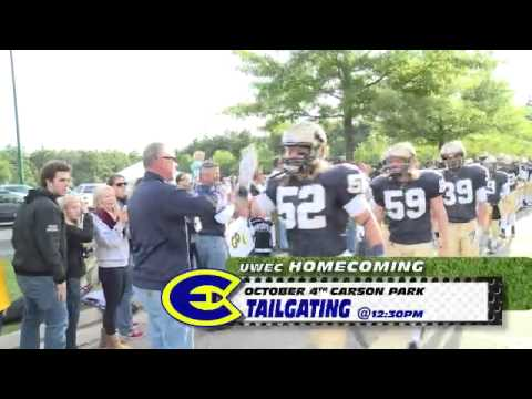 2014 Homecoming - UW-Eau Claire vs. UW-Platteville - October 4
