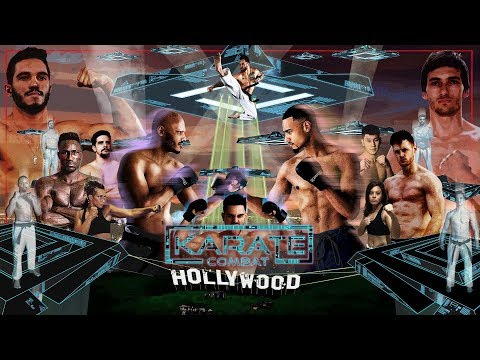 Karate Combat: Hollywood - LIVE - Jan. 24, 2019 - 10pm / 7pm ET/PT