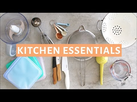 Top 10 Kitchen Essentials! Best Kitchen Tools 2018