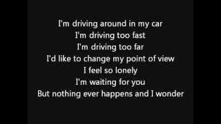 Fool's Garden-Lemon Tree lyrics