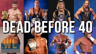 Video 30 WWE Wrestlers Who Died Before The Age of 40 MP3, 3GP, MP4, WEBM, AVI, FLV Juni 2019