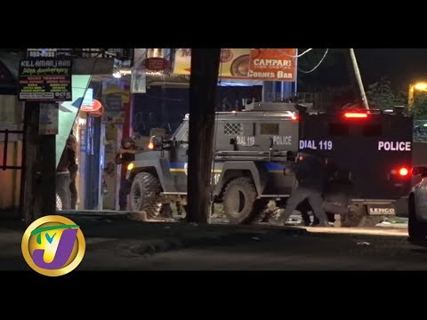 TVJ Midday News: Swift Action by Police Ends Hostage Situation on Molynes Road - September 10 2019