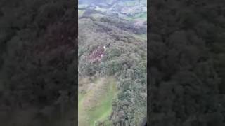 Crash: LAMIA Bolivia RJ85 near Medellin on Nov 28th 2016, el. problems no fuel impact with terrain