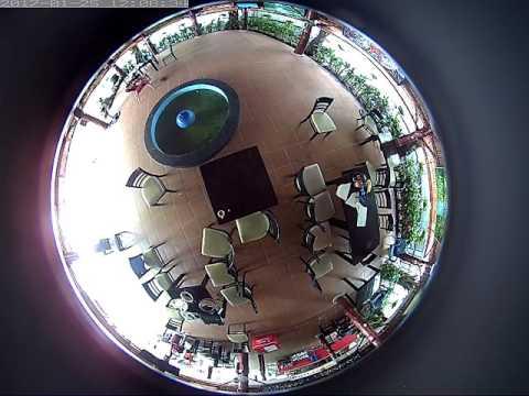Test demo camera ip wifi 360 độ hỗ trợ tốt âm thanh 2 chiều