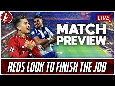 SHOULD BE NO PROBLEM FOR THE REDS | Porto Vs Liverpool Preview