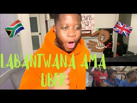 FIRE!!!!: Labantwana Ama Uber   Semi Tee x Miano x Kammu Dee   Amapiano Reaction Vidoe