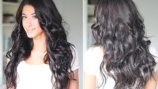 How To: Summer Beachy Waves