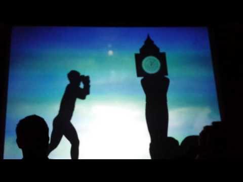 "Shadow Dance Performance Malaysia - ""Around The World"""