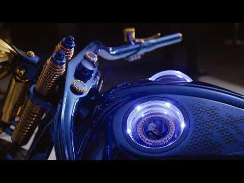 Vídeos de 'El taller Bündnerbike crea la moto más cara de la historia'