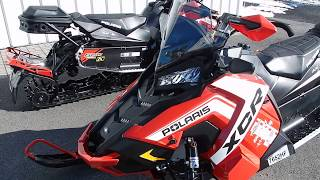 2. Review of 2018 Polaris XCR Switchback 800 Snow Check Select!