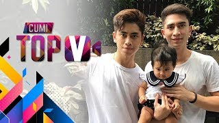 Video Cumi TOP V: Mengharukan, 5 Ungkapan Cinta Verrell dan Athalla pada Vania MP3, 3GP, MP4, WEBM, AVI, FLV Desember 2018