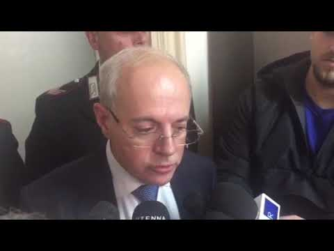 Colpo ai Santapaola: parla il procuratore
