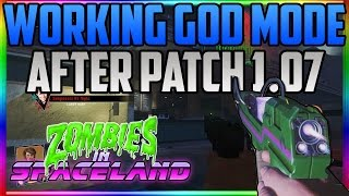 ZOMBIES IN SPACELAND GOD MODE GLITCH AFTER PATCH 1.07 - INFINITE WARFARE GLITCHES AFTER PATCH 1.07 Proud Member Of The UGP Team: https://goo.gl/IQe4Kj For Mo...