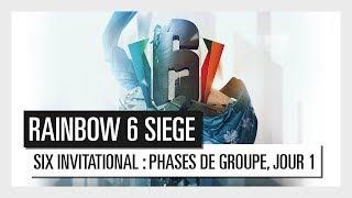 Video Six Invitational 2018 - Rediffusion des phases de groupe du jour 1. 1/2 MP3, 3GP, MP4, WEBM, AVI, FLV Mei 2018