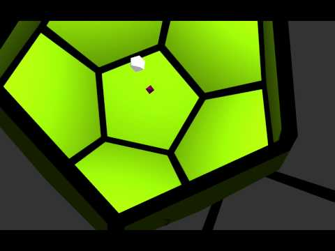 Video of 138 Polyhedron Runner