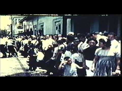 Historia de Nicaragua  Honras Funebres  del Presidente Rene Schick
