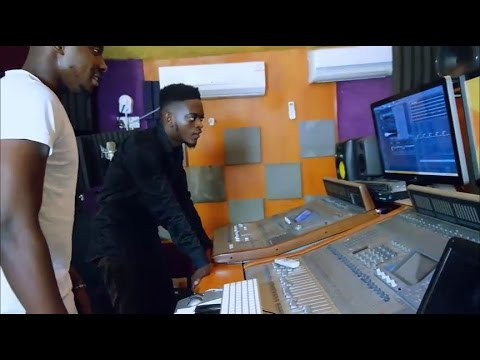 Wait  - Solidstar Feat Davido {Studio Session} Prod By PBanks