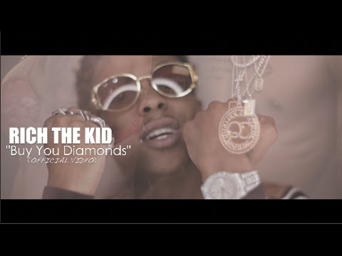 Rich The Kid - Buy You Diamonds (Official Video) Shot By @AZaeProduction