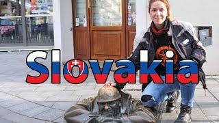 Ep 26 - Slovakia - Motorcycle Trip around Europe