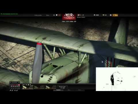 Corsual Let's Play: War Thunder with EXP!