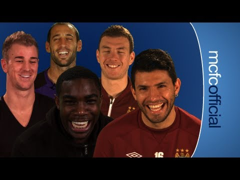 mcfcofficial - It's YouTube Comedy Week and we here at mcfcoffical have got into the spirit and clipped up some of our outtakes from this season with a host of players! Enj...