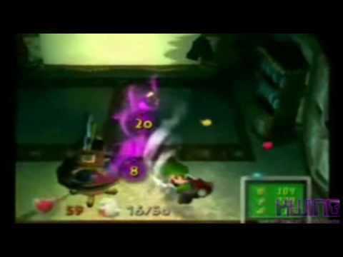 preview-Luigi\'s Mansion (Gc) Review