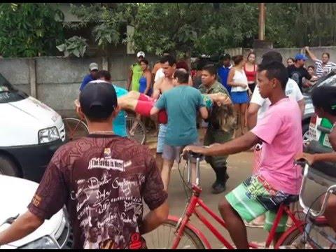 POMPÉU: Mulher morre em tiroteio entre PM e bandidos