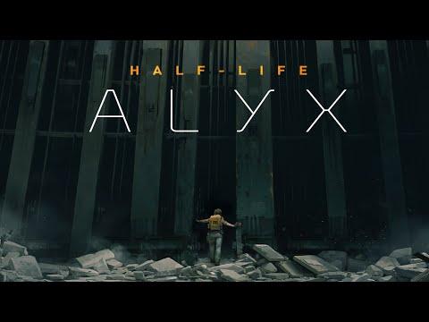 Half-Life: Alyx #3 (финал) видео