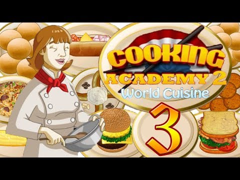 Cooking Academy 2 Worlds Causine - American Restaurant #3