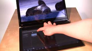 acer iconia dualscreen laptop review
