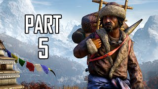 Far Cry 4 Valley of the Yetis DLC Gameplay Walkthrough Part 1 - The Lost Valley (FC4 PS4 Let's Play Commentary) https://www.youtube.com/watch?v=vAavz-9MWsw F...